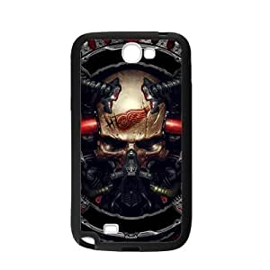 Custom Unique Design NHL Detroit Red Wings Samsung Galaxy Note 2 Silicone Case