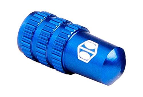 Box One Presta Valve Caps [Closeout] (Blue)