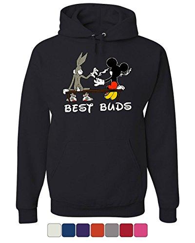 Best-Buds-Funny-Smoking-Hoodie-Cartoon-Weed-420-Parody-Sweatshirt