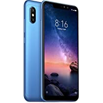 Renewed Redmi Note 6 Pro 64 GB Blue 4 GB RAM