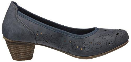 Jeans Talons Avant du Femme 740 Bleu Couvert JANE KLAIN Pieds 223 Chaussures à wxg7WaUqCB