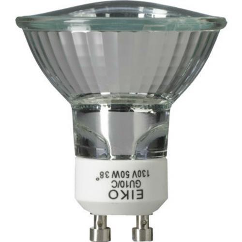 Eiko EXN-FG-GU10-130Vx25 EXN-FG-GU10-130V 130V 50W 38 Degree Flood MR16 GU10 Base Light Bulb (Pack of ()