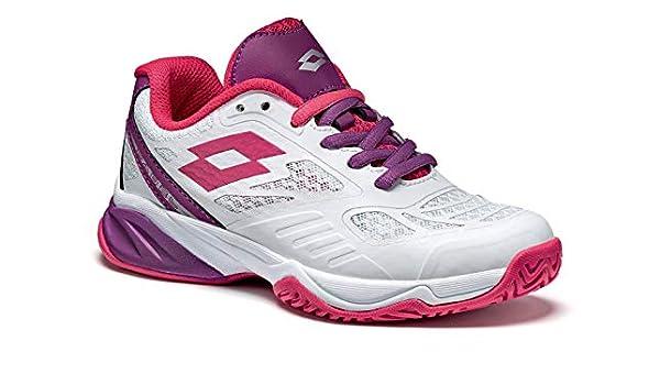 Lotto Superrapida 200 Jr L, Zapatillas de Tenis Unisex niño ...