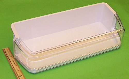 OEM Samsung Refrigerator Door Bin Basket Shelf Tray Assem...
