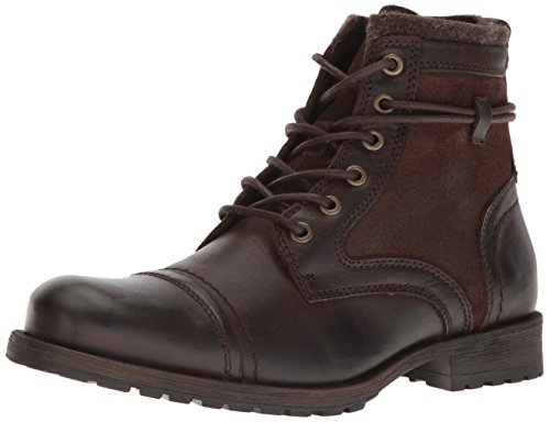 ALDO Mens Acelalla Boot Dark Brown MNR6SR