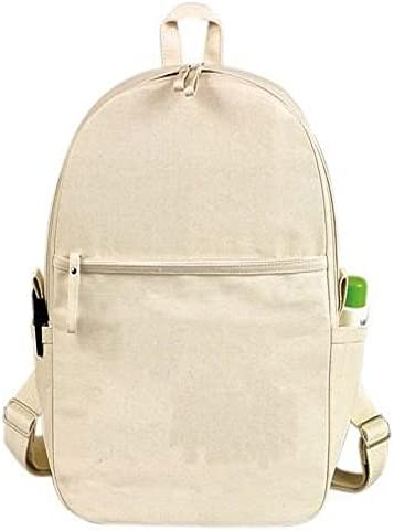 Yens Fantasybag eGREEN Canvas Backpack-Natural