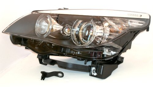 OEM BMW (E60 E61) XENON HEADLAMP (LEFT) 528 535 550 M5 (08-10) - HELLA 63127045695