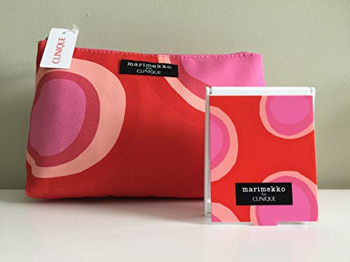 Marimekko for CLINIQUE Limited Edition Cosmetic + Mirror, used for sale  Delivered anywhere in USA