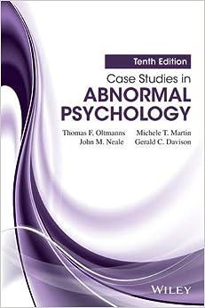 Descargar Libro Torrent Case Studies In Abnormal Psychology Todo Epub