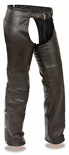 Milwaukee Leather Kids Classic Leather Chaps - - Chaps Heavyweight