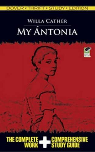 Book cover for My Ántonia