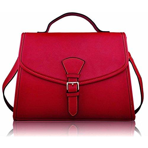 Xardi London, Borsa a spalla donna large Red