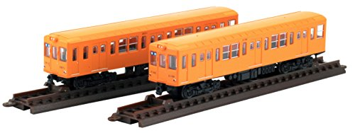 Railway collection iron Kore subway 2000 series 2-car ()