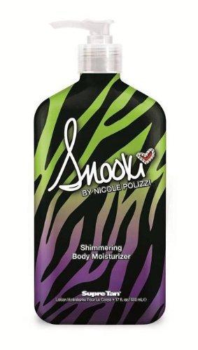 Supre Snooki Shimmering Body Moisturizer Paraben Gluten Free Vegan 17oz ...