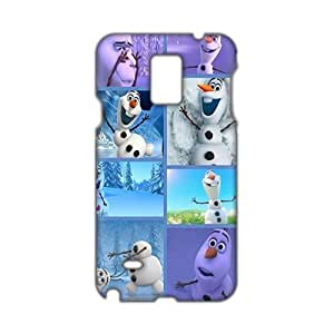 Frozen lovely snow doll 3D Phone For Ipod Touch 4 Case Cover