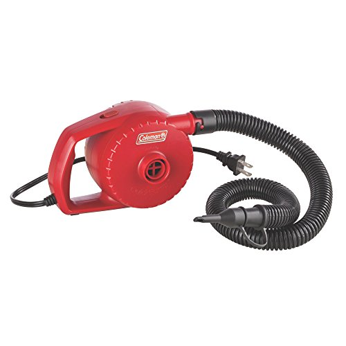 Coleman 120V Electric Quick Pump, Colors May Vary (Coleman Air Bed Pump compare prices)