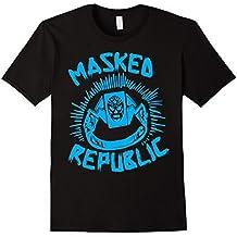 Masked Republic Lucha Libre Ring T-shirt