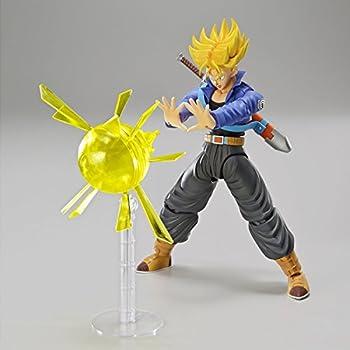 Bandai Hobby Figure-Rise Standard Super Saiyan Trunks Dragon Ball Z Model Kit Figure