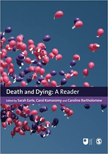 Book Death and Dying: A Reader (Published in association with The Open University)