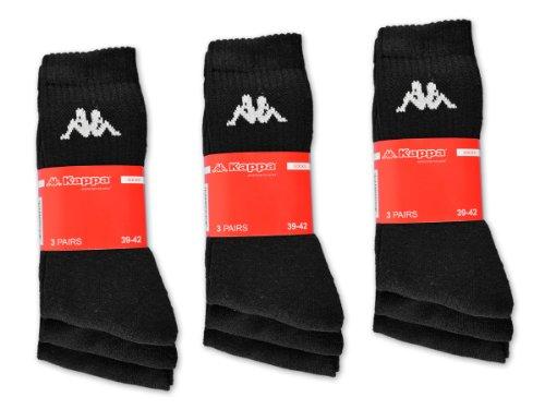 Schwarz Chaussettes Homme 12 Paar De Sockenkauf24 Sport 7vYwq44dn