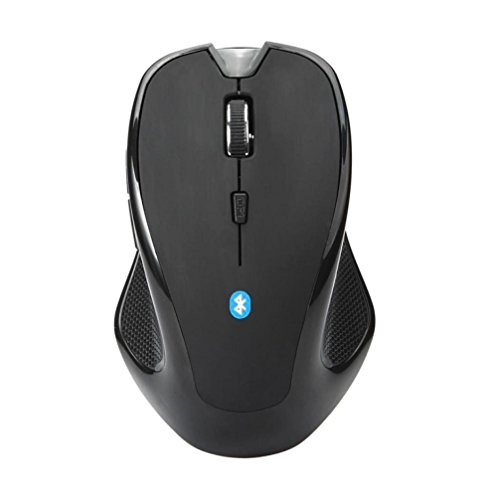 6D Bluetooth 800/2400 DPI LED 2.4GHz Wireless Gaming Mouse - 8