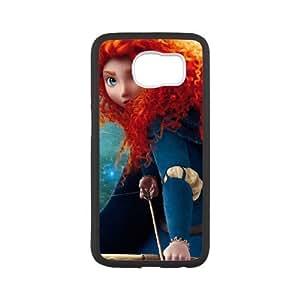 brave 4 Samsung Galaxy S6 Cell Phone Case Black 53Go-362371