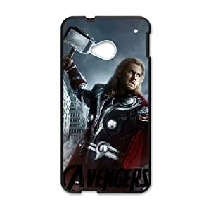 HTC One M7 The Avengers pattern design Phone Case