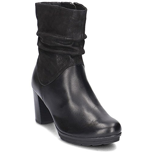 black Caprice NAP Women 9 COMB BLACK Nap 29 Comb Black Ankle 25466 Boots 026 9 qqAwUZ