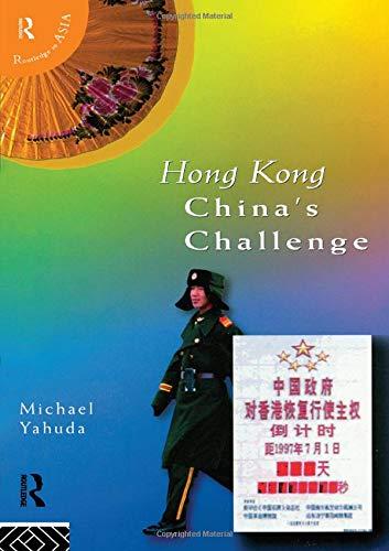 Hong Kong: China's Challenge