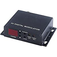 SPT Security Systems 15-TV06S Modulator AV Digital Modulator, Black (15-TV06S)
