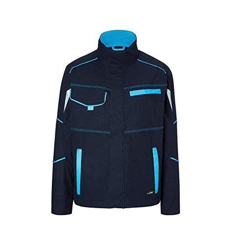 Chaqueta look con en turquesa marino deportivo con de un azul detalles calidad alta funcional rRFwt4qWHr