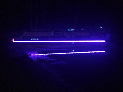 Superbe Amazon.com : LED Black Light For Night Fishing Ultraviolet Boat Rub Rail  (16 Foot) 300 LEDu0027s : Sports U0026 Outdoors