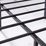 Zinus Luis Quick Lock 14 Inch Metal Platform Bed