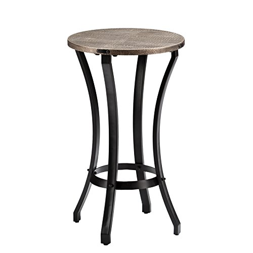 SEI Libson Round Accent Table ()