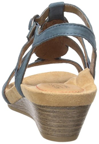 Cobb Bakke Kvinders Hannah Ch Kile Sandal Blå mp5hyNzf