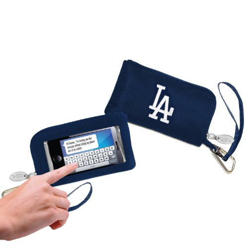 MLB Los Angeles Dodgers Cell Phone Wallet ()