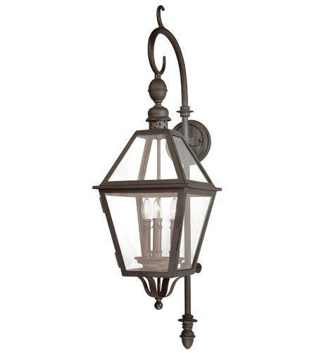 Amazon.com: WTD - Lámpara de pared (3 focos, acabado en ...
