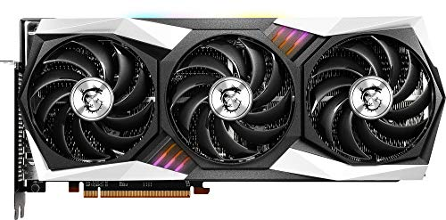 MSI Gaming Radeon RX 6800 XT 16GB GDRR6 256-Bit HDMI/DP 2285 MHz RDNA 2 Architecture OC Graphics Card (RX 6800 XT Gaming X Trio 16G)