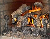Vent Free Fireplace Gas Log Sets Size: 30'', Fuel Type: Natural Gas