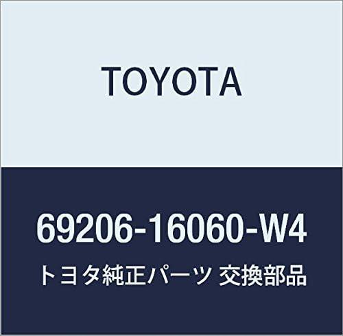 Genuine Toyota 69206-16060-W4 Door Handle Assembly