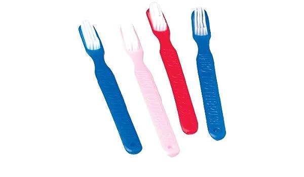 Nosotros juguete gigante cepillos de dientes (1 docena) - Bulk: Amazon.es: Salud y cuidado personal