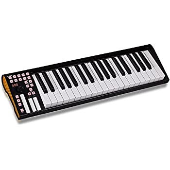icon ikeyboard 4 37 key midi controller incl cubase le musical instruments. Black Bedroom Furniture Sets. Home Design Ideas
