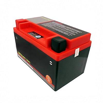 YTZ10S Z10S Lithium Ion Sealed Battery 12v 300CCA Fits YAMAHA YZF-R6 FZ8 FZ-07 YZF-R1 FJ09 (MMG#4)