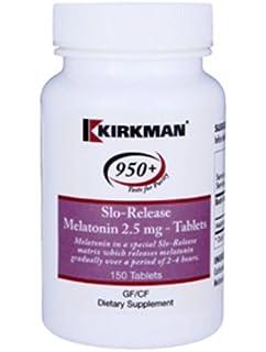 Kirkman Group Inc. - Slo-Release Melatonin 2.5mg 150t