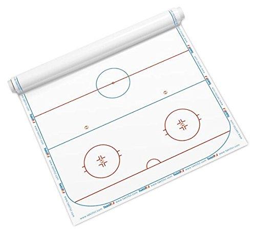 Taktifol feuille tactiques pour hockey sur glace