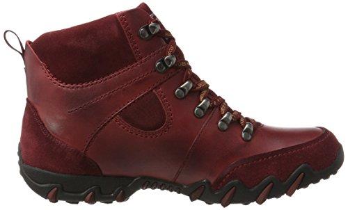 Compras baratas en línea Allrounder Por Damas Mephistosystem Nelja Zapatos Rojos En Funcionamiento (c.suede Rojo De Invierno 11 / D.leather 11) Precio bajo Precio bajo Barato Wiki Barato Ebay Edición limitada en línea 7DEGZZ