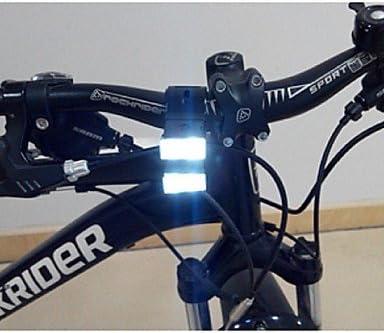 Eclairage de velo, luz delantera de bicicleta/Eclairage seguridad ...