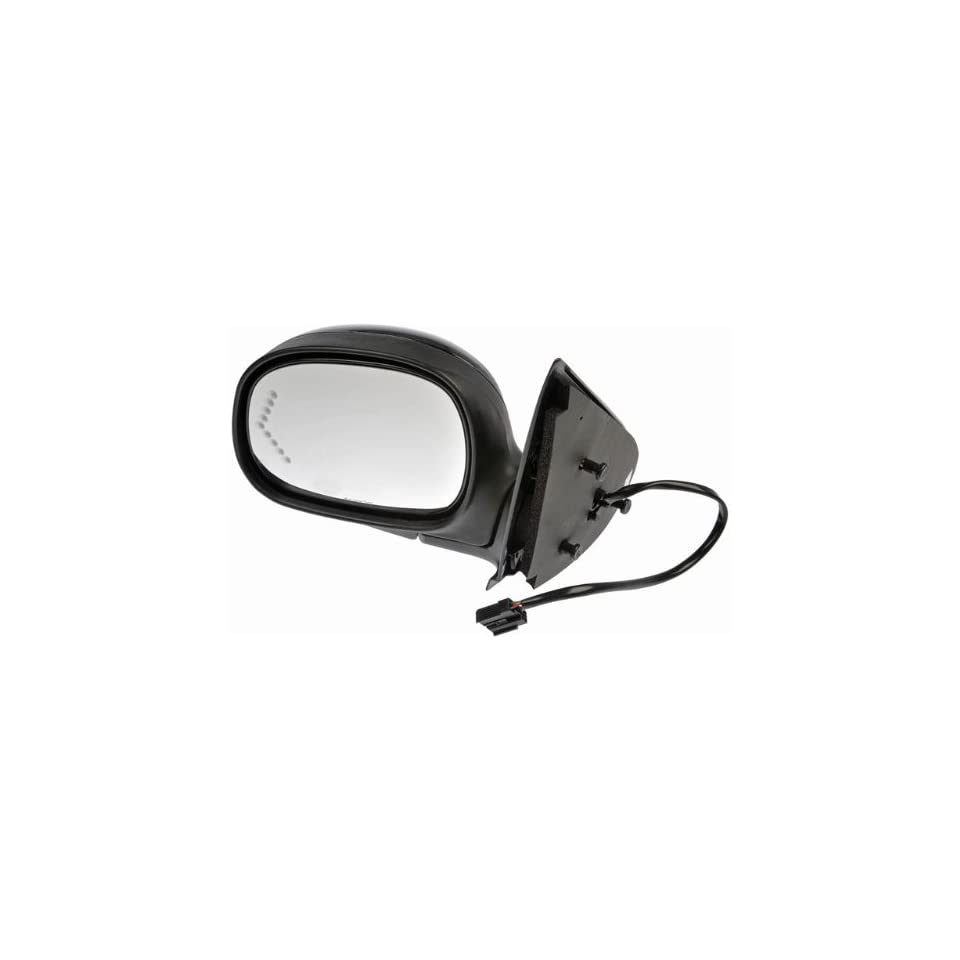 OE Replacement Ford F 150 Heritage Driver Side Mirror Outside Rear View (Partslink Number FO1320215)