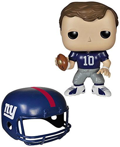 Image Unavailable. Image not available for. Color  Funko POP NFL  Wave 1 - Eli  Manning Action Figures 2f5182575