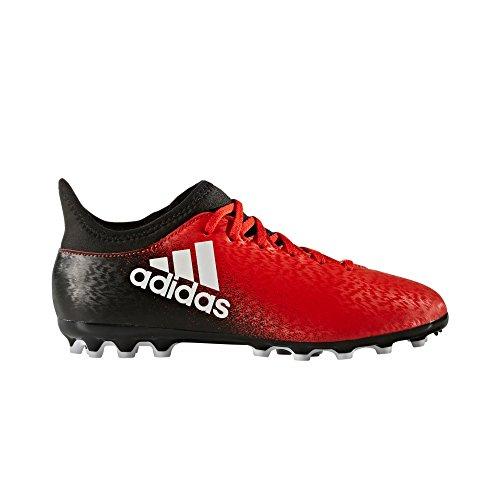 adidas X TANGO 16.3 IN - Zapatillas de fútbol sala para Hombre, Negro - (NEGBAS/FTWBLA/NEGBAS) 40